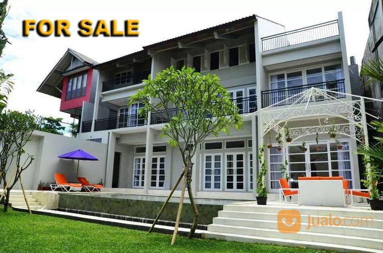 villa luxury 5 bedrooms full furnish di taman mumbul nusa dua bali
