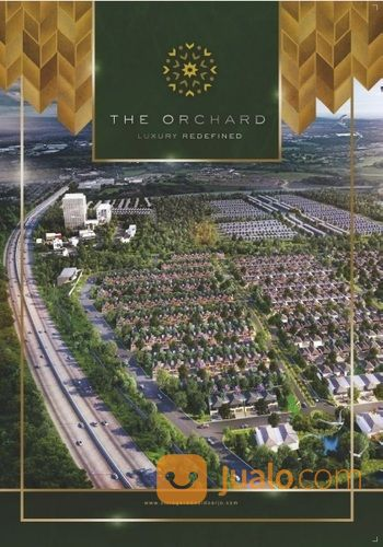 citra garden cluster the orchad, dekat mall, sidoarjo br52