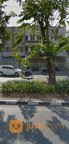 ruko jalan arjuna nol jalan strategis pusat kota, surabaya tengah