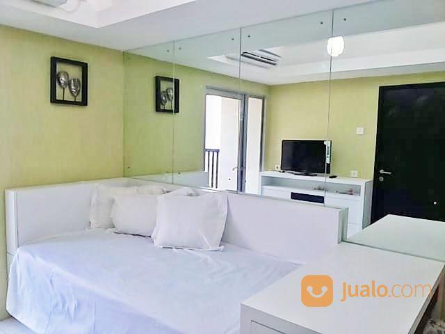 apartemen the wave, type 1 bedroom & fully furnished sewa 3 bulan