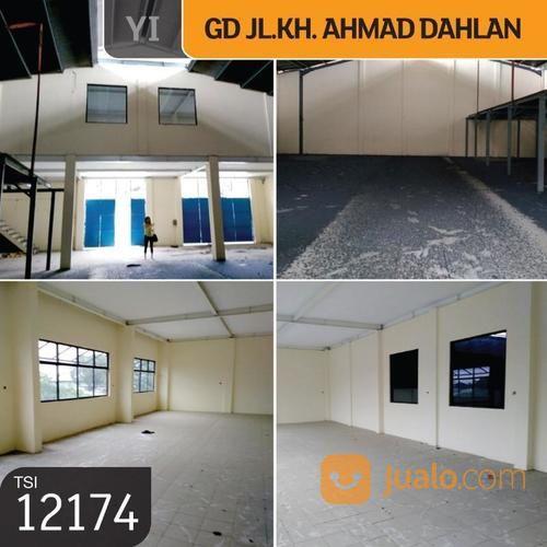 gudang jl. kh.ahmad dahlan, gondrong petir, tangerang, 165x42.4m, 1 lt, shm