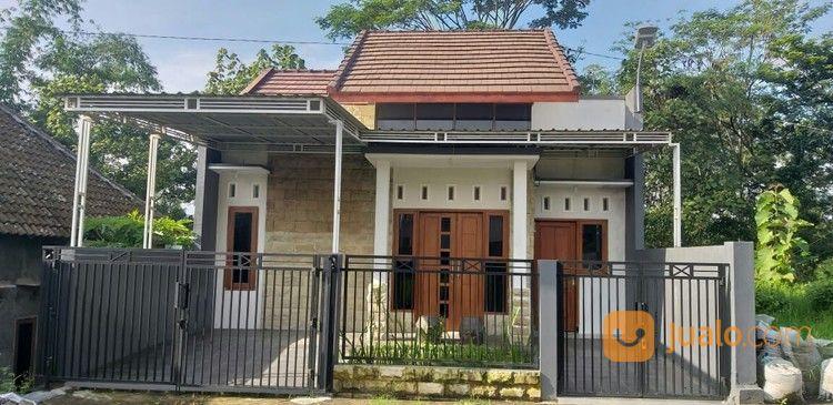 rumah vila cluster karangploso, view pegunungan arjuna - karangploso asri