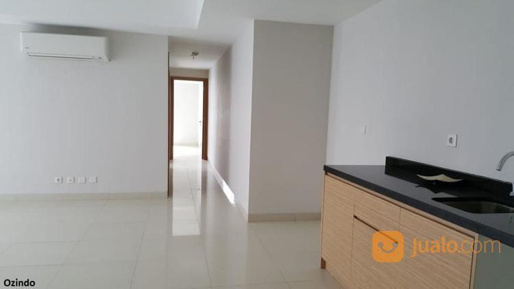 lokasi strategis apartemen the mansion kemayoran l 74 m2