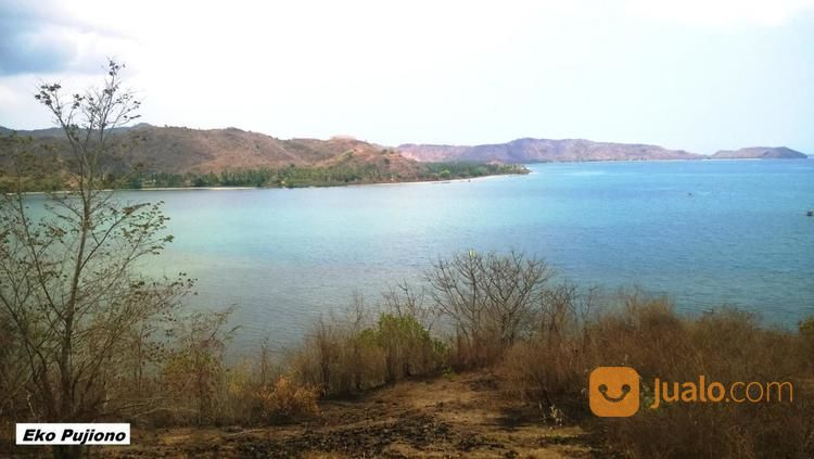 tanah 12 ha pantai siung view menawan sekotong lombok