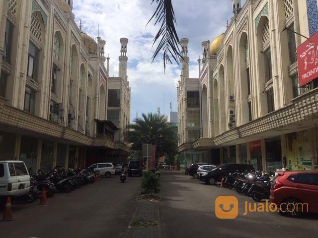 ruko di margonda, the great saladdin square, 4 lt, sdh renove di margonda raya depok