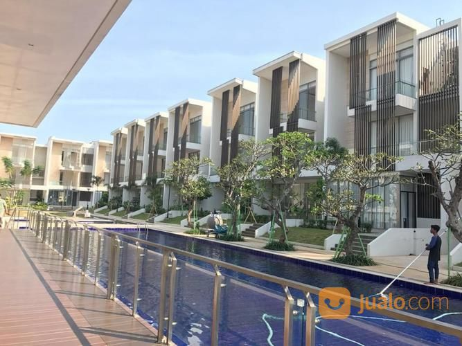 great...town house seafront ancol 4 1br view laut ancol