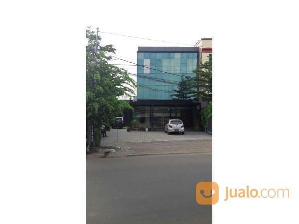 kantor & gudang luas siap huni di jakarta barat p0936