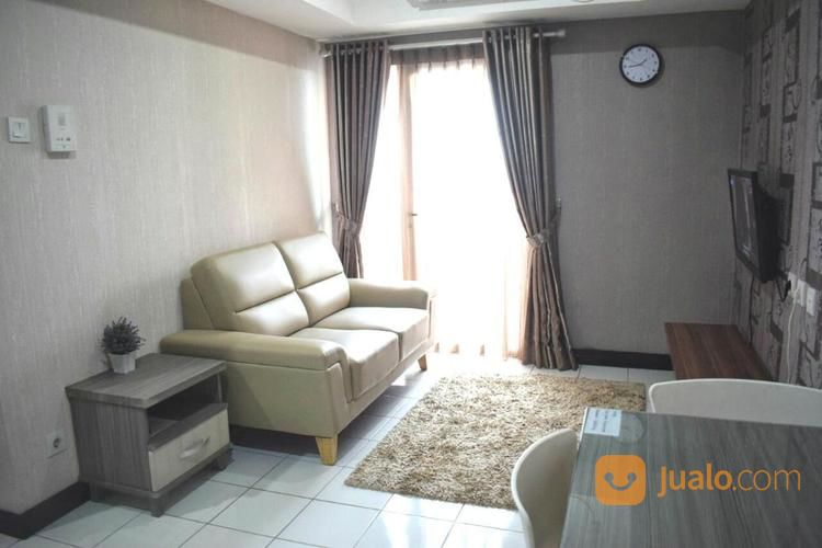 unit bagus type 1 bedroom, full furnished di apartemen the wave harga negotiable