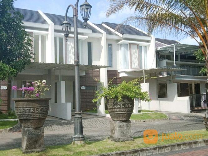 rumah baru desain modern terdekat dari barat surabaya