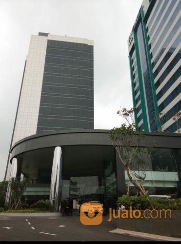 gedung pertama di area cibubur mensana tower