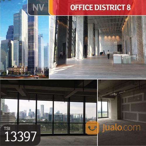office district 8, tower prosperity, scbd, jakarta selatan, 128 m, lt 5, ppjb