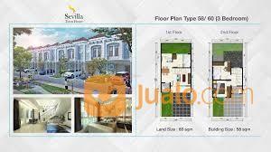 sevilla townhouse hunian modern dengan konsep sport & healthy life