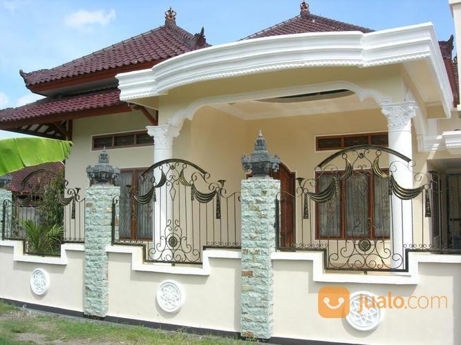 rumah dengan halaman luas di ampenan