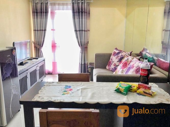 apartemen siap huni di the wave, type 1 bedroom & fully furnished