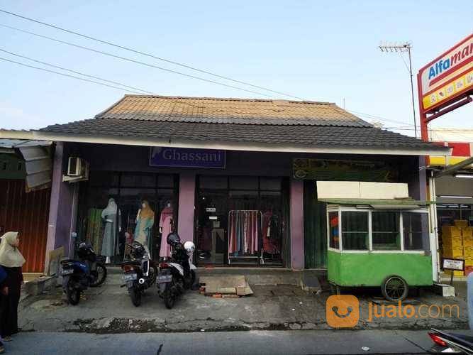 rumah toko strategis di lokasi strategis telukjambe