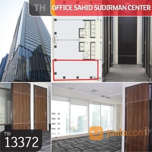 office sahid sudirman center, jakarta selatan, 446,6 m, lt 20, hgb