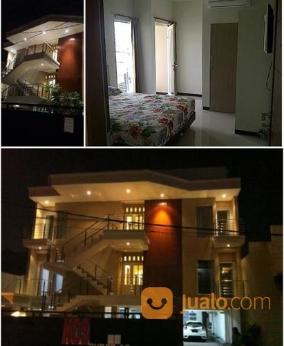 a1575 luxury boarding house at dukuh kupang 3floor fully furnished profitable asset