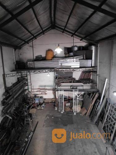 gudang shm kondisi siap pakai harga bisa nego di gunung anyar tambak, surabaya