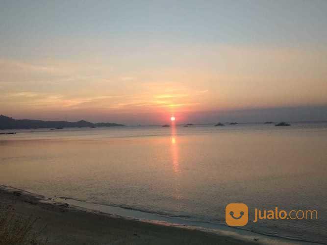 tanah tepi pantai sundancer sekotong lombok