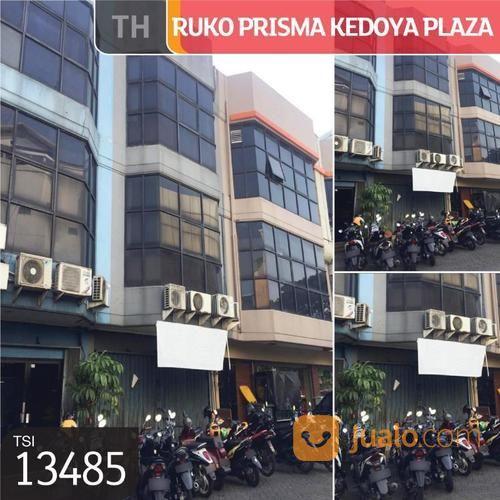 ruko prisma kedoya plaza, jakarta barat, 5x15m, 3 lt, shm