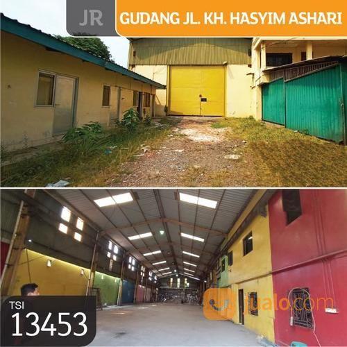 gudang jl. kh. hasyim ashari, tangerang, 1.000 m, shm