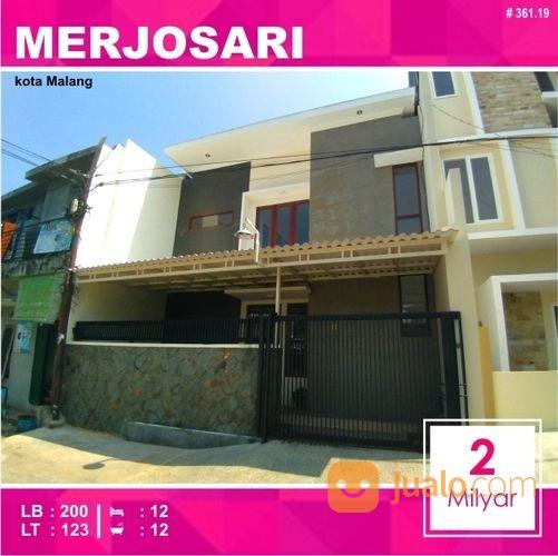 rumah kost 12 kamar luas 123 di merjosari sigura gura kota malang 361.19
