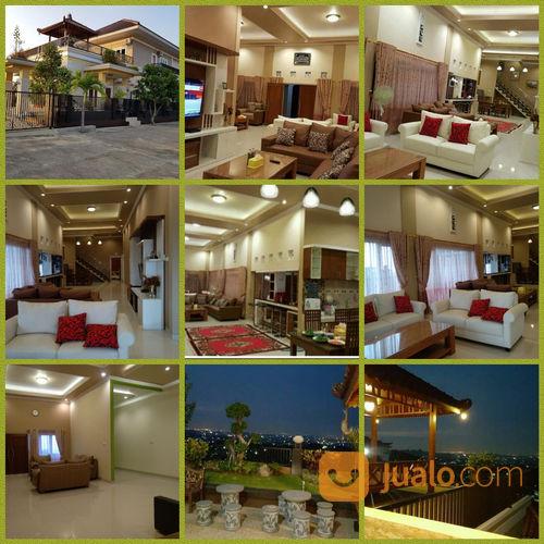 villa super mewah view kota semarang mangunharjo tembalang