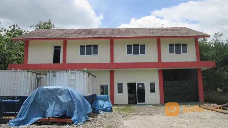 warehouse bekas kantor & gudang lokasi di cimuning