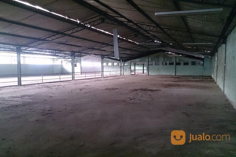 gudang kamal indah kalideres 2314m, akses container 40 feet