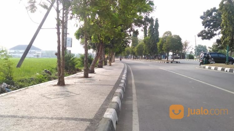 tanah strategis 500 meter dari bundaran jalan lingkar selatan kota mataram