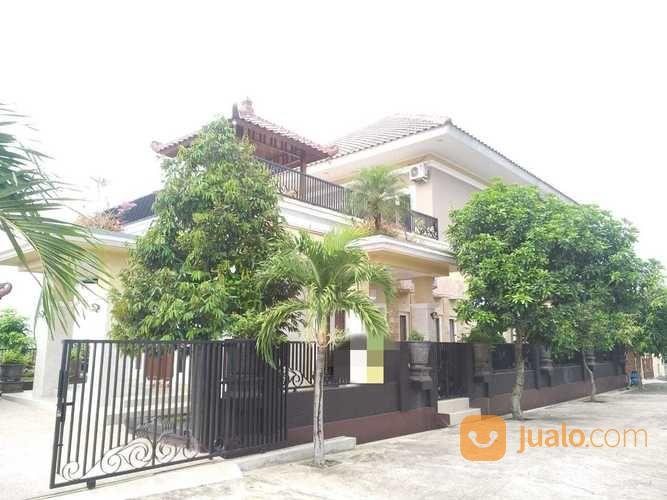 villa super mewah dan megah di bukit mangun harjo tembalang semarang