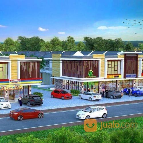ruko komersil dan terlaris di jakarta timur langsung akses jalan raya- all in- kpr non bank