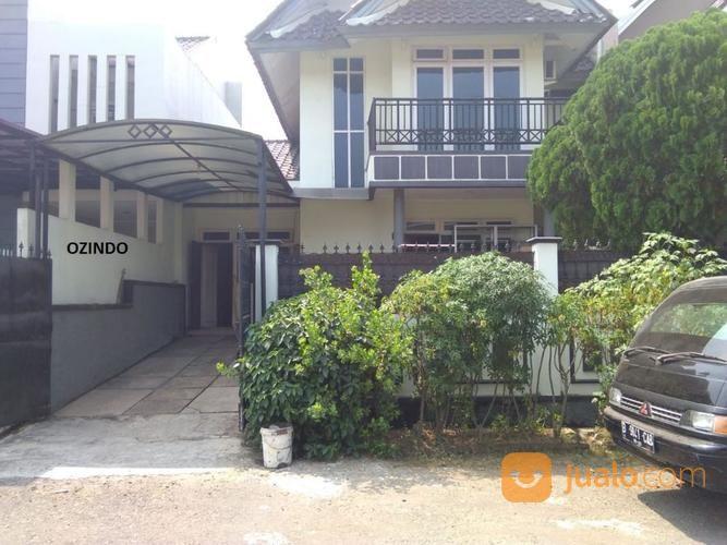 villa permata lippo village karawaci lt 200 m2