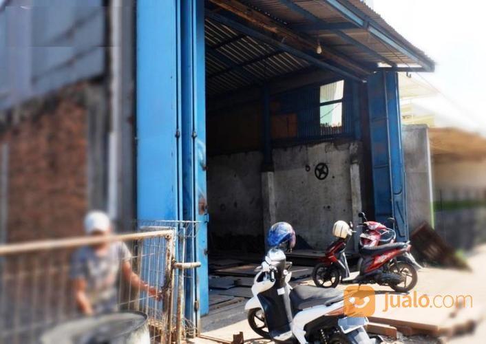 gudang workshop kecil di jalan narogong bantar gebang kota bekasi