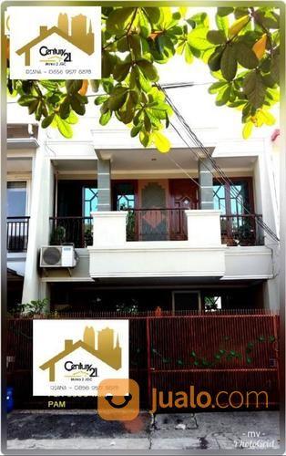 rumah minimalis 2.5 lantai di kelapa gading permai jakarta