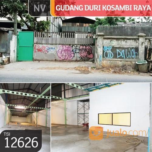 gudang duri kosambi raya, jakarta barat, 11x75,46m, 1 lt, shm