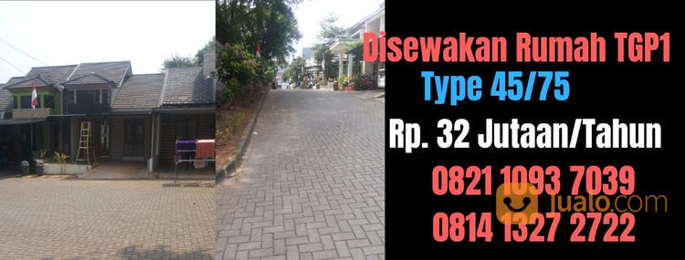 rumah di the green type 45 75