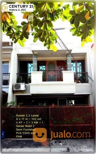 rumah minimalis di kelapa gading permai