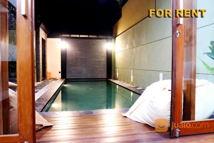 villa 2 bedrooms full furnish di kunti seminyak