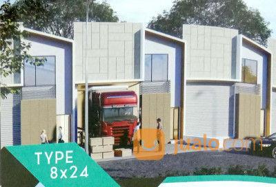kawasan gudang modern & terpadu berkonsep cluster di narogong bogor prop770