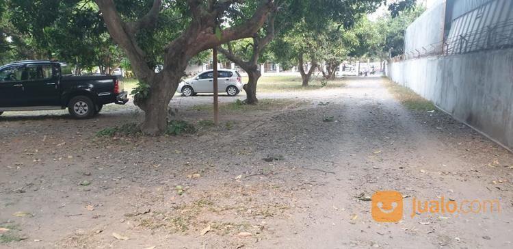 tanah di pinggir jalan raya sriwijaya - mataram
