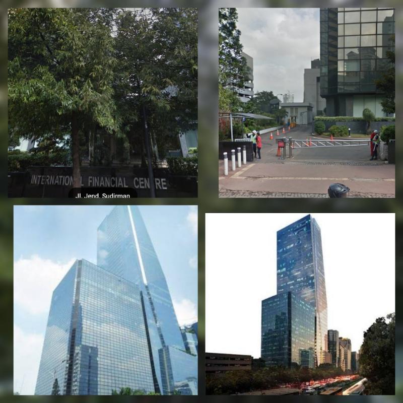 gedung international financial center tower 2 di setia budi, jakarta selatan