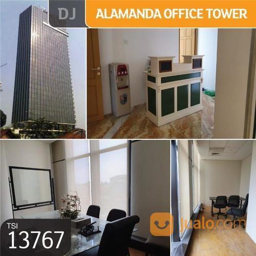 office alamanda tower, jakarta selatan, 78 m, ppjb