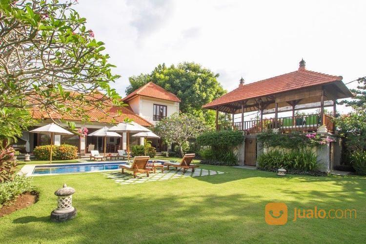 luxury villa di kawasan tanjung benoa nusa dua dkt btdc kuta selatan bali