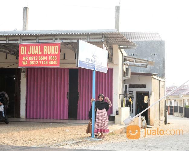 ruko 1 lantai di dekat kampus akbid budi mulia jambi