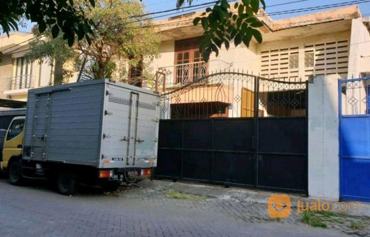 rumah, bisa untuk gudang, lahan usaha, workshop, ploso timur 3 surabaya