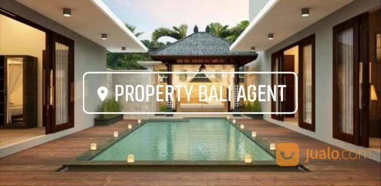 villa modern dan full furnished di nusa dua bali
