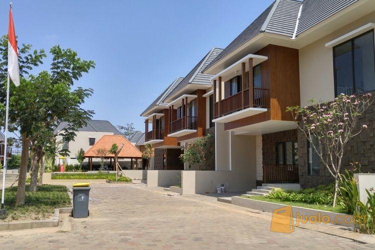 rumah bali modern luxuries furnished private pool cluster 5mnt gwk jimbaran