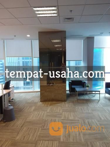 sewa ruangan untuk office atau kantor di manhattan square, jakarta selatan furnished