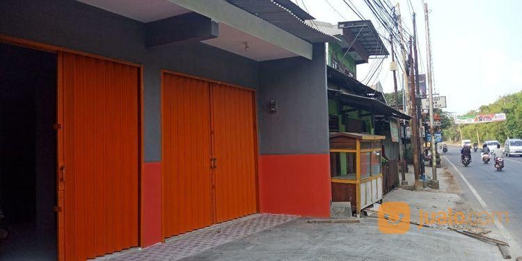 ruko kios rumah dua lantai di jalan raya cileungsi jonggol km. 15 depan taman buah mekarsari